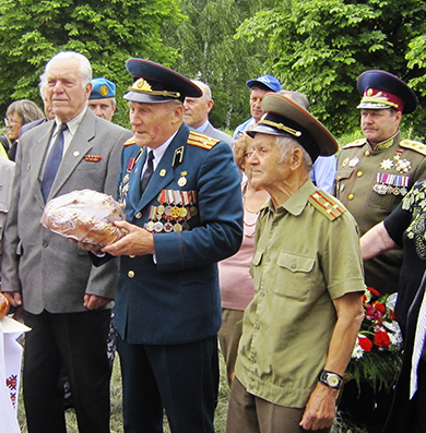 Assistance to veterans of Great Patriotic War